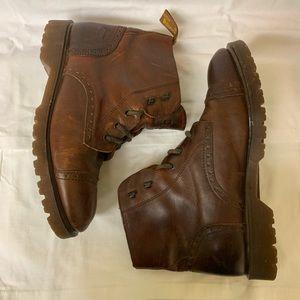 Vintage Doc Martens Men's Boots 6 eyelet 4 hook